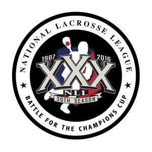 National Lacrosse League Coin