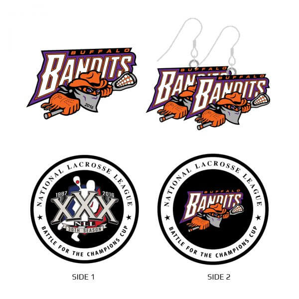 Buffalo Bandits Collector Set