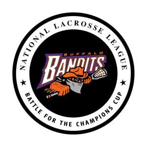 Buffalo Bandits Custom Coin