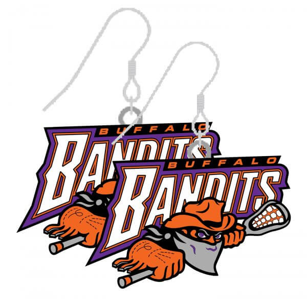 Buffalo Bandits Earrings