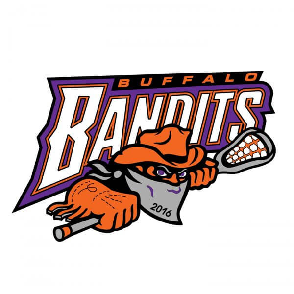 Buffalo Bandits Pin