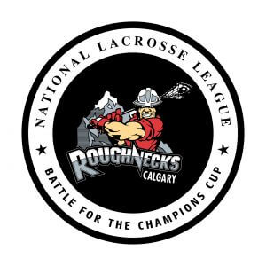 Calgary Roughnecks Custom Coin