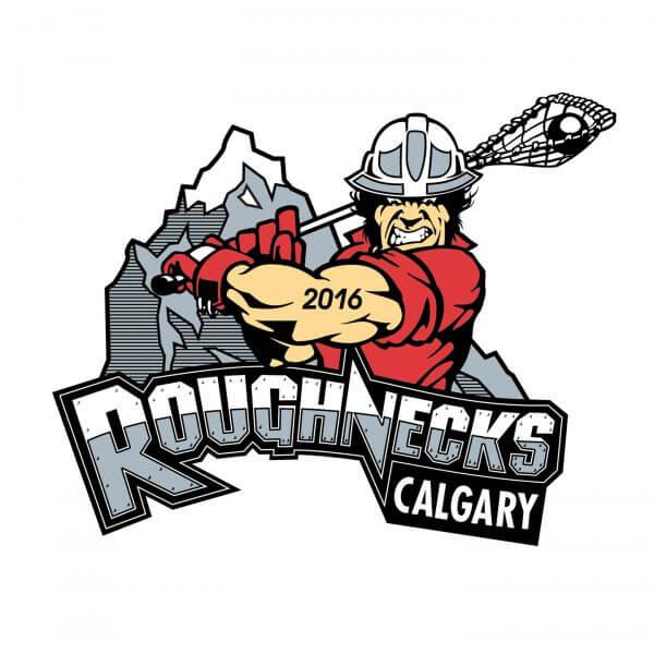 Calgary Roughnecks Pin