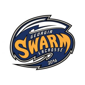 Georgia Swarm Pin