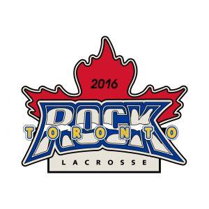 Toronto Rock Pin