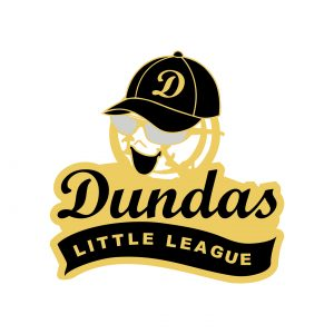 Dundas Little League Pin