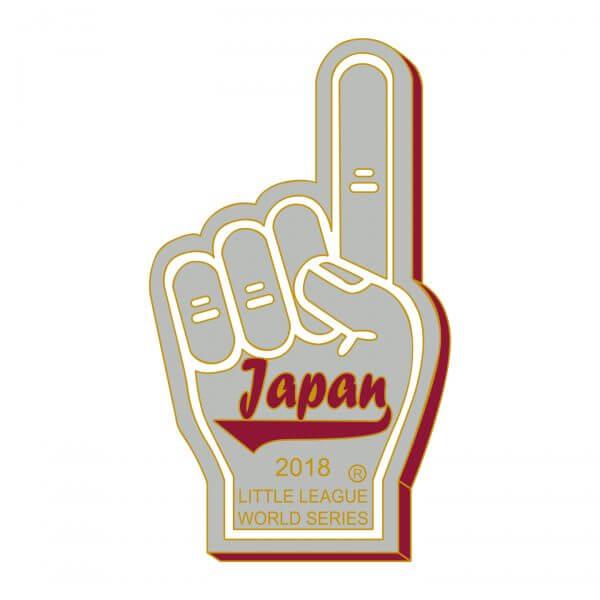 Foam Finger Japan