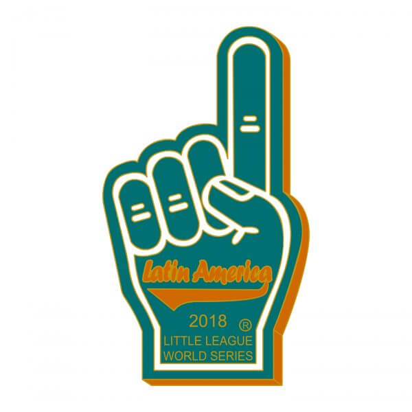 Foam Finger Latin America
