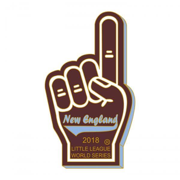 Foam Finger New England