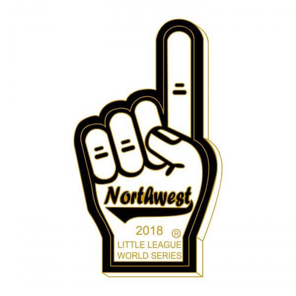 Foam Finger North West