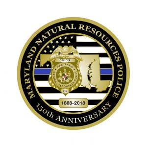 MD Natural Resources Police Coin