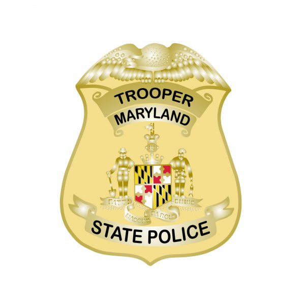 MD State Troopers Pin