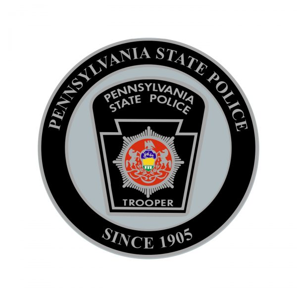 PA State Police Coin