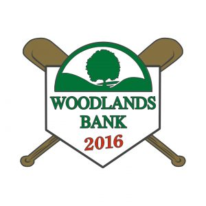 Woodlands Bank Custom Pin