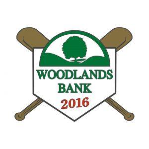 Woodlands Bank Custom Pin