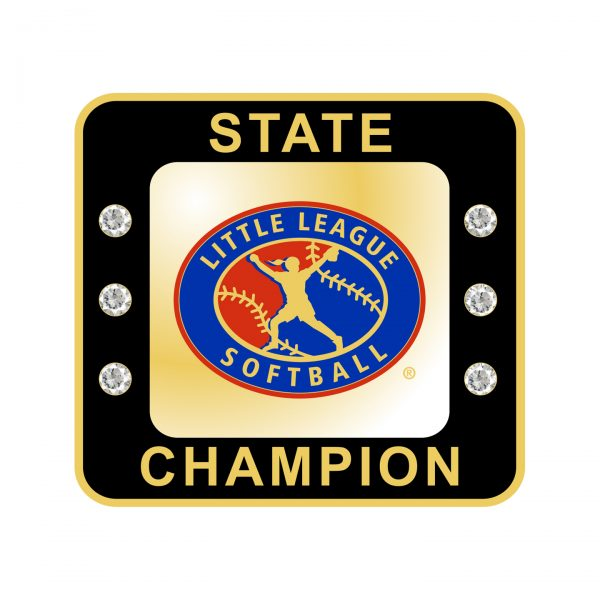 Little League Softball State Ring