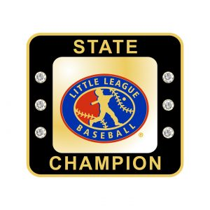 Little League Baseball State Ring