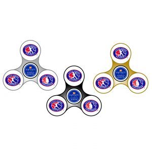 Little League Infiniti Pin Fidget Spinners
