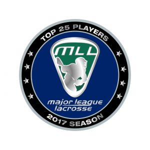 MLL Top 25 Player Coin