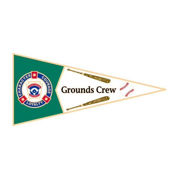 Little League Pennant Grounds Crew