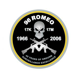 US Army Romeo Coin