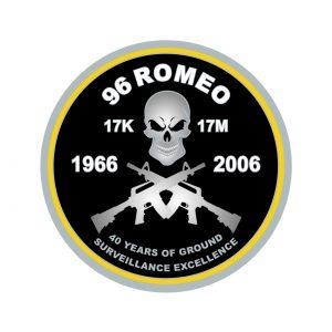 US Army Romeo Coin