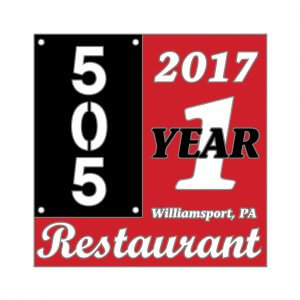 505 Restaurant Williamsport PA