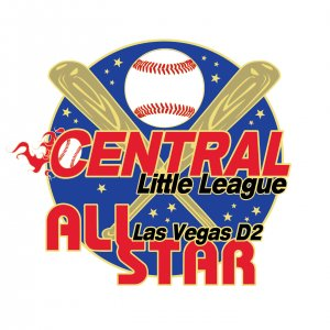 Centrel Little League All Star Pin