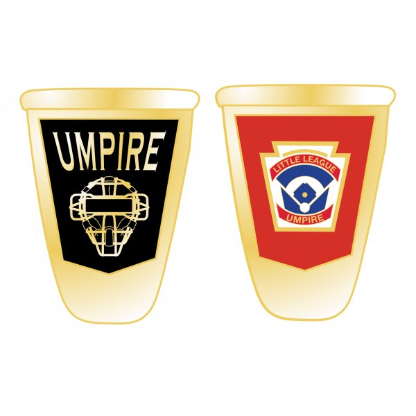 Little League Softball Ring Umpire Sideview