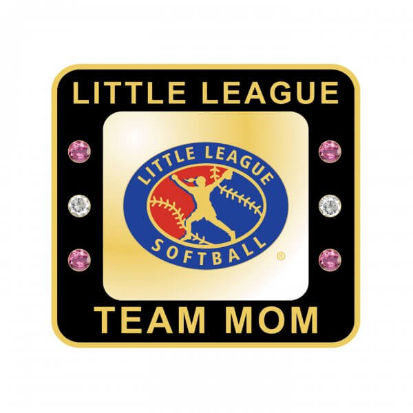 Little League Softball Team Mom Ring