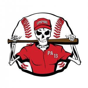 PA 13 Umpires Pin