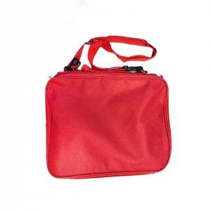 Red Pin Bag