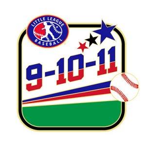 Baseball 9-10-11 All Purpose Pin