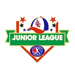 Baseball Junior League All Purpose Pin
