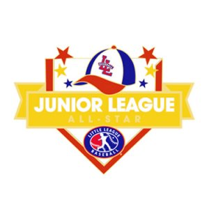 Baseball Junior League All-Star Pin