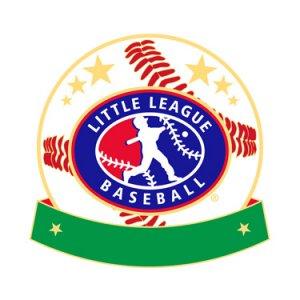 Baseball Little League All Purpose Pin