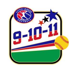 Softball 9-10-11 All Purpose Pin