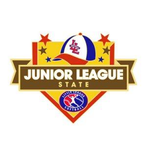 Softball Junior League State Pin