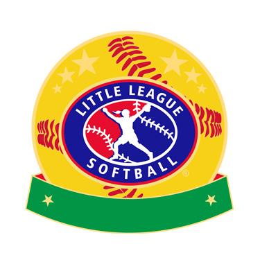 Softball Little League All Purpose Pin