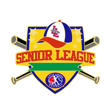 Softball Senior League All Purpose Pin