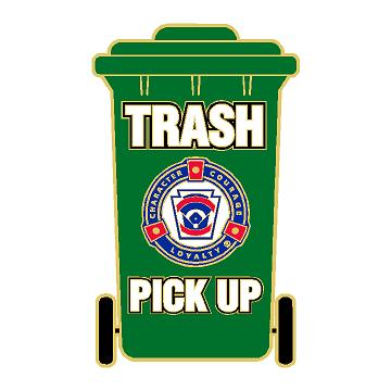 Trash Pick Up